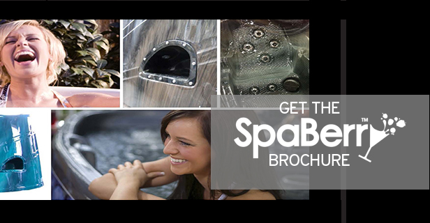 Spaberry Hot Tub Brochure